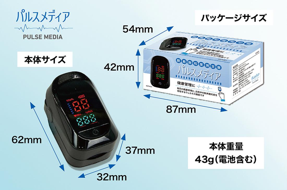 【パルスメディア IGPM01】パッケージ