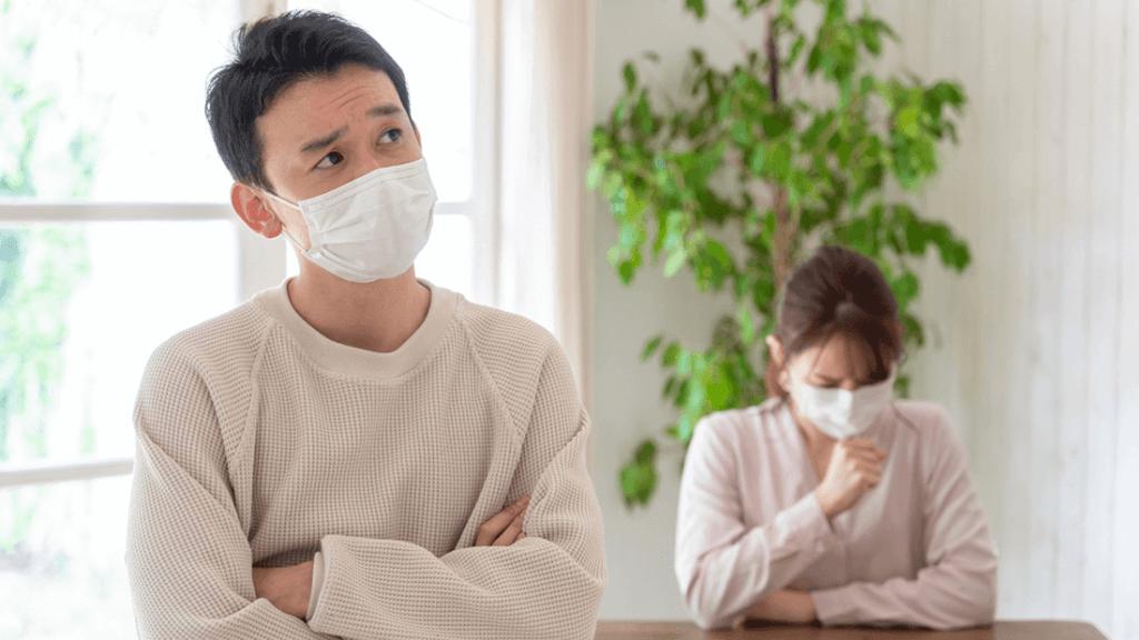 「マスクを使い切らない安心感」が感染対策を強固なものにする