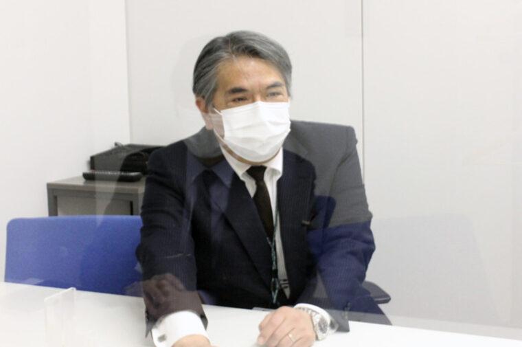 ビジネスサービス本部長 理事 望月 修(もちづき おさむ)様