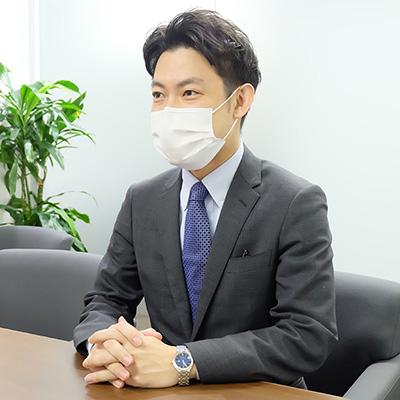 総務部 土屋 泰佐氏